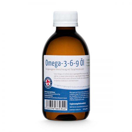 Omega-3-6-9 Öl