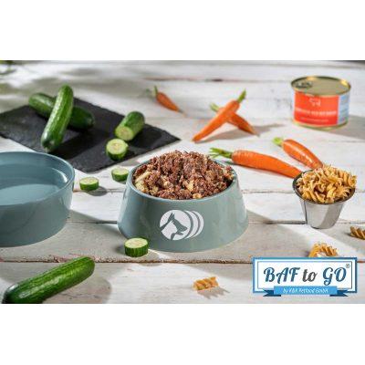 Rindfleisch-Mix mit Pansen (gegart) - BAF to GO