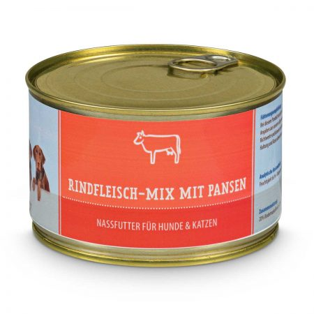 Beef-Mix with Rumen – BAF to GO