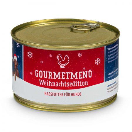Gourmetmenü Weihnachtsedition