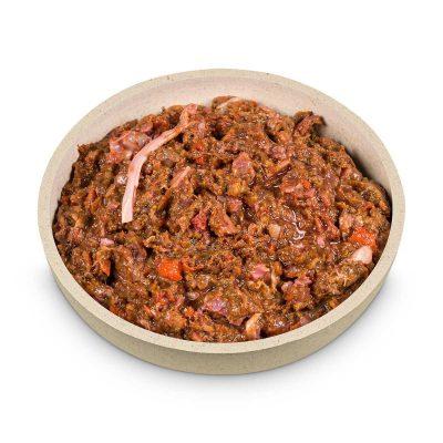 BARF-Menü vom Huhn & Rind