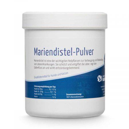 Mariendistel-Pulver