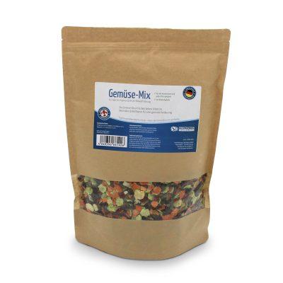 Gemüse-Erbsen-Mix (Flocken)