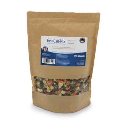 Gemüse-Erbsen-Mix