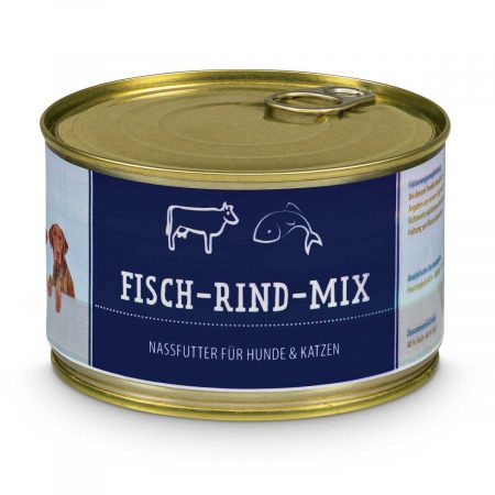 Fish-Beef-Mix (minced) – BAF to GO