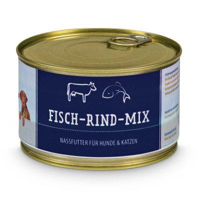 Fisch-Rind-Mix (gegart) - BAF to GO