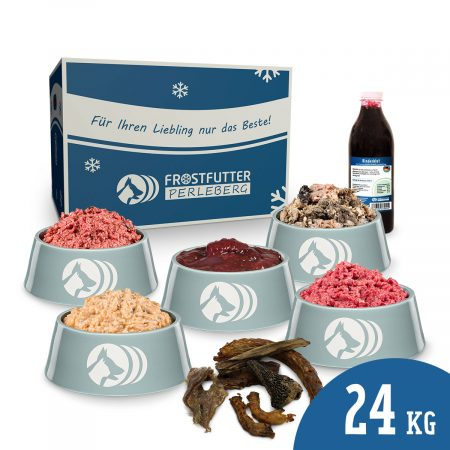 BARF-Paket Rind, Huhn & Fisch
