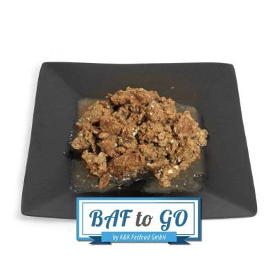 Beef Heart (minced) – BAF to GO