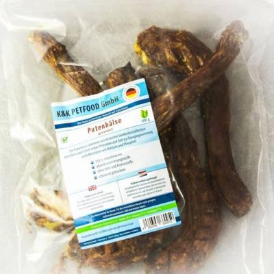 Turkey necks (dried)