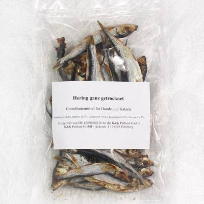 Herring (dried, complete)
